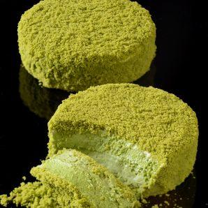 抹茶フロマージュ ドゥーブル(Powdered tea doubie fromage)