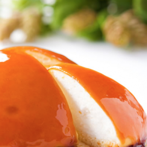 チーズプリンケーキ(Cheese pudding cake)