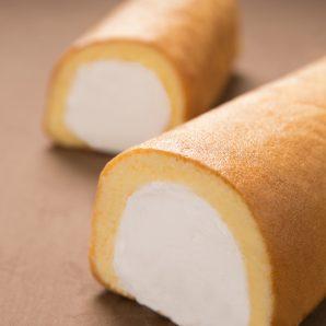 一巻ロールケーキ(Yufuin one roll Swiss roll)